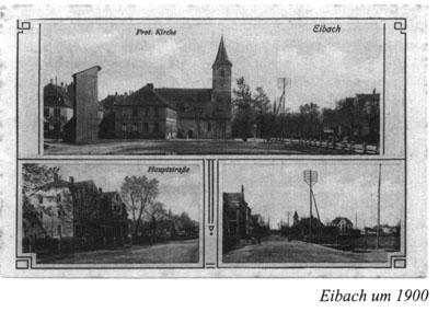 Eibach Im Jahre 1910