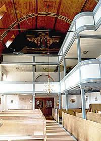 Johanneskirche Blick In Innenraum