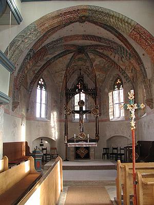 Johanneskirche Innen 1
