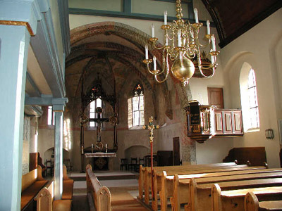 Johanneskirche Innen 2
