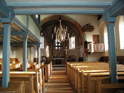 Johanneskirche Innen 3