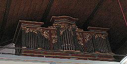 Johanneskirche Innen 4 Orgel
