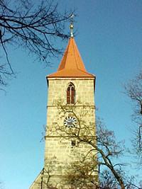 Johanneskirche Kirchturm