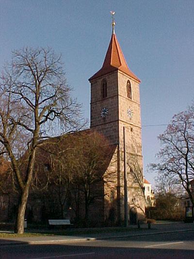 Johanneskirche Aussen 2