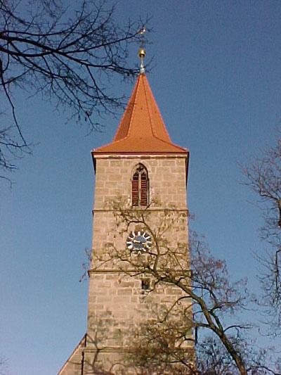Johanneskirche Aussen 3