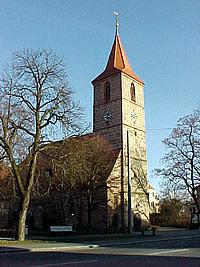 Johanneskirche Aussen