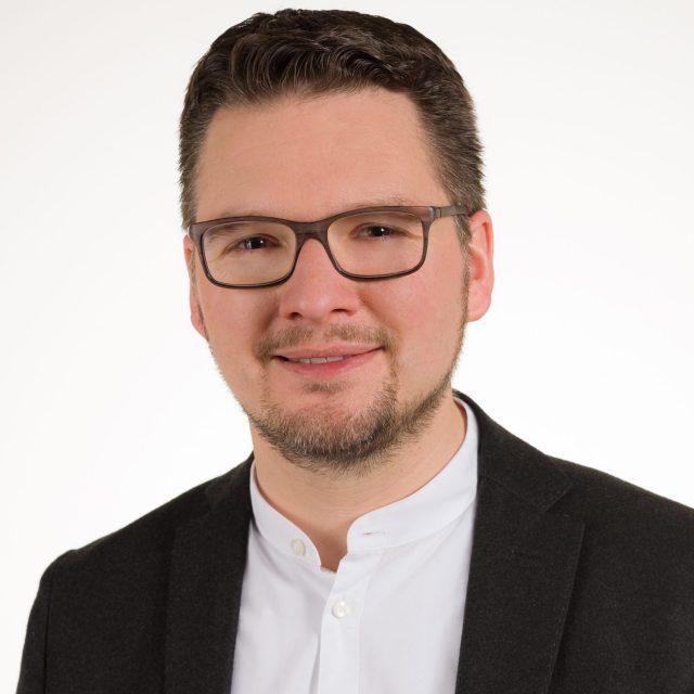 Pfarrer Benjamin Schimmel