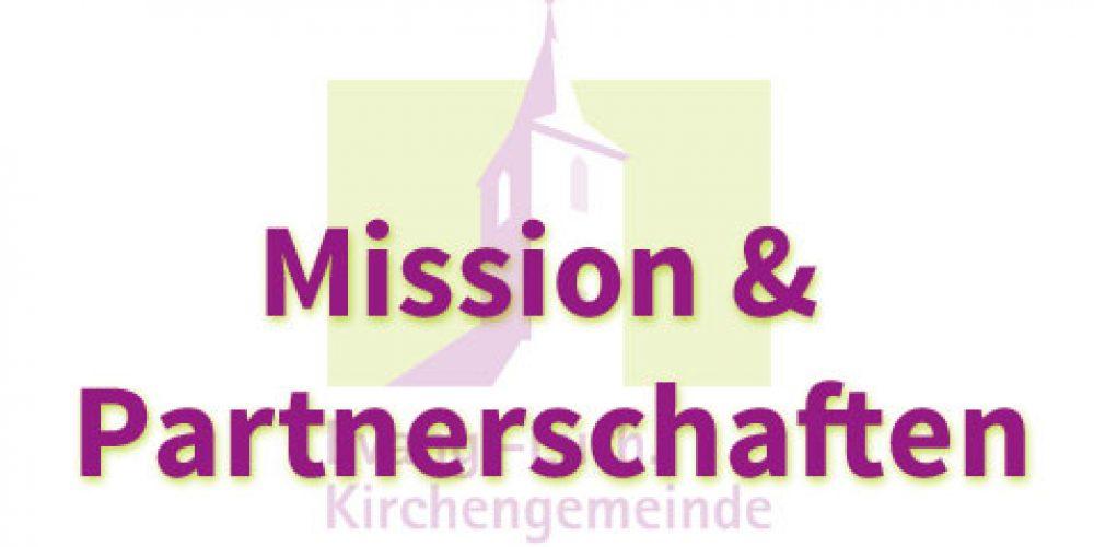 Mission und Partnerschaften