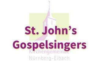 """Kirchenmusik – Gospelchor """"St. John's Gospelsingers"""""""