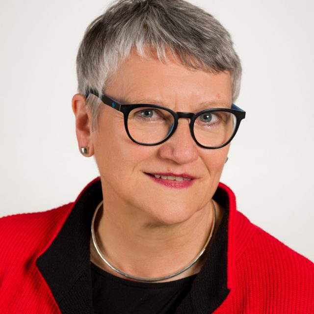 Pfarrerin Hildegard Bergdolt